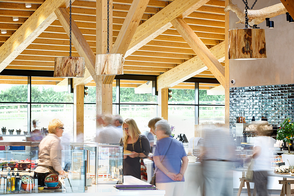 Gloucester Services AFL Architects Inside 2